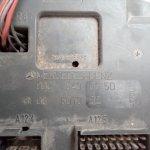 Panou sigurante pentru Mercedes Vito W638, 1996-2003
