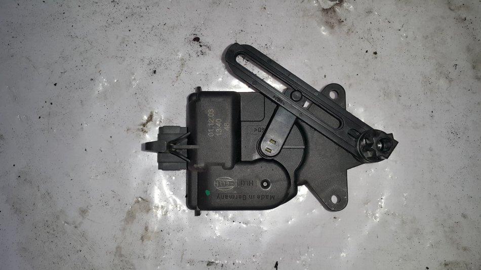 Actuator Motoras si Clapeta Aeroterma (1)