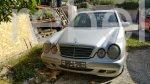 Capota Motor, Capota Fata Mercedes-Benz E220 CDI