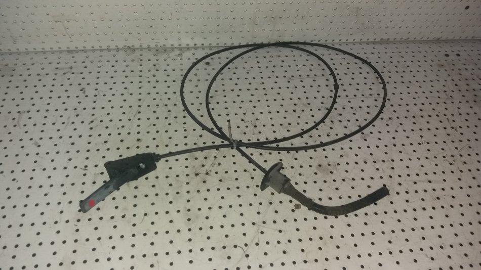 Cablu si Maner Deschider Capota Motor