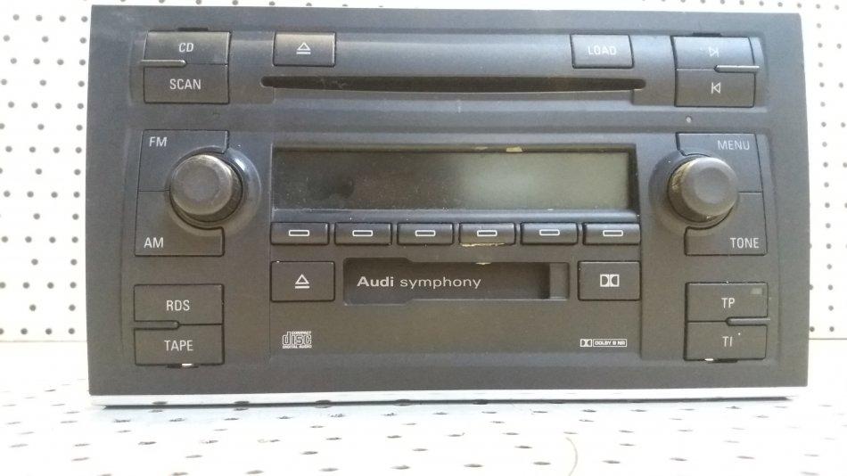 Radio CD Player (1)