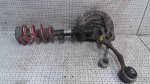 Ansamblu Arc Amortizor Flansa + Fuzeta + Brate inferioare suspensie Stanga Fata BMW E90 / E91 / E92 / E93 2004-2008
