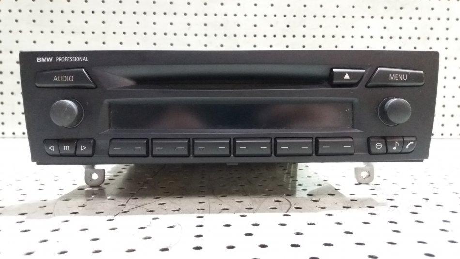 Radio CD  CD Player BMW E90  E91  E92  E93 20042008 (3)