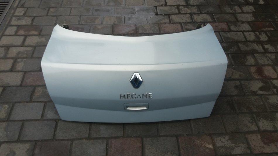 Haion  Portbagaj  Capota Spate Renault Megane 2 20022009