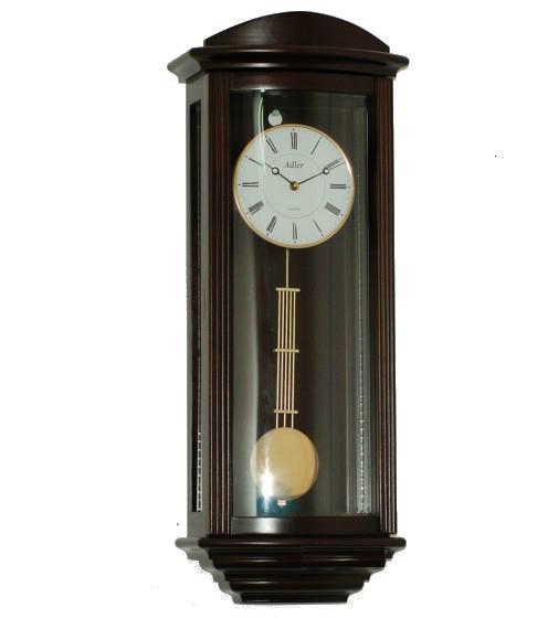Ceas de perete cu pendul Adler 7044-1 cu melodie Westminster, Fur Elise, Bim bam,  70 cm