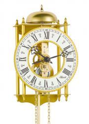 Ceas de perete cu pendula Hermle 70332-000711 Auriu 62x15 cm