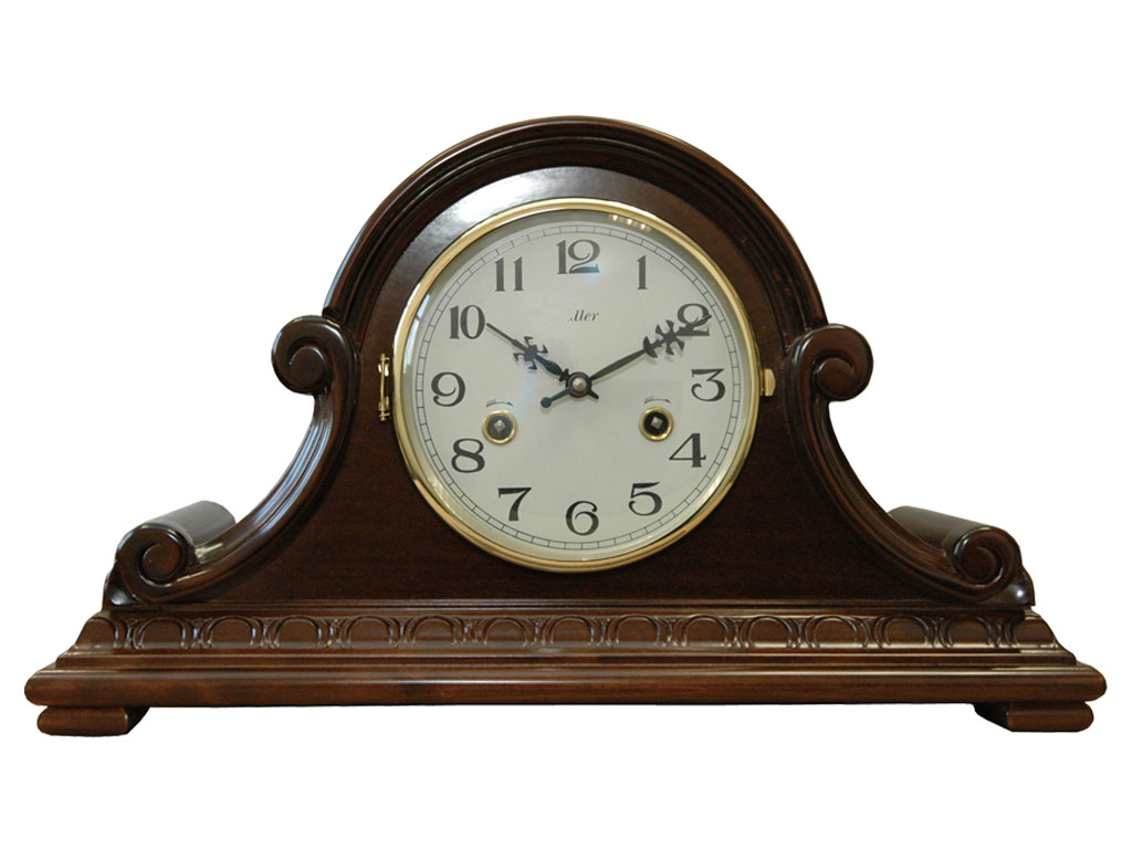 adler clock desk