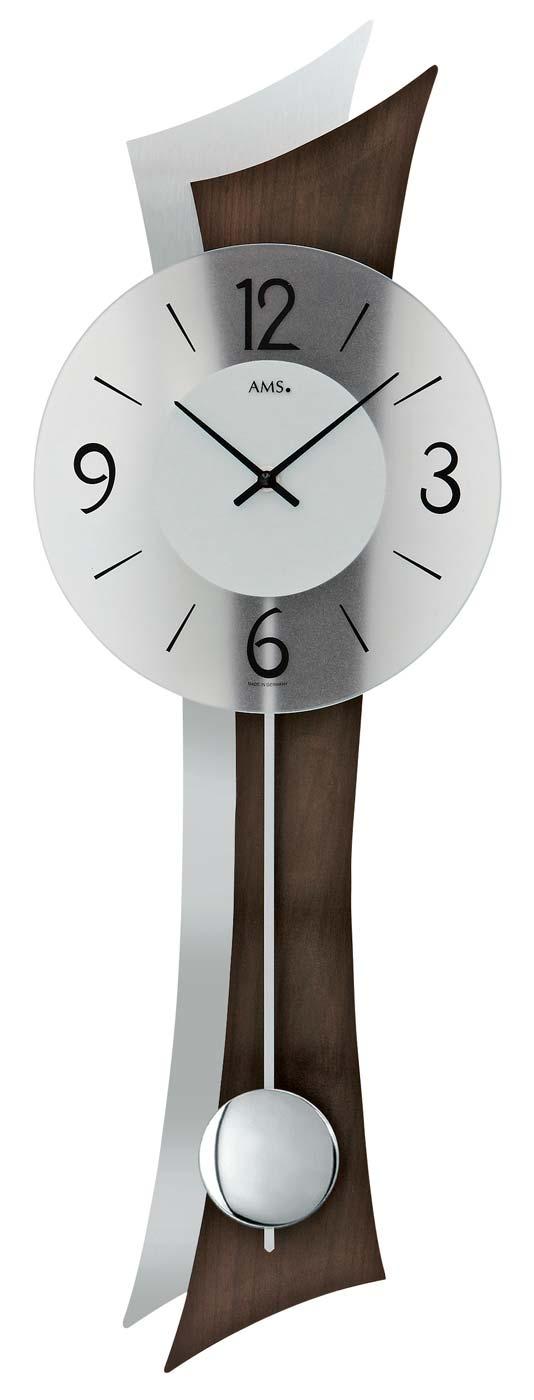 Ceas de perete AMS 7425/1, 70x23 cm