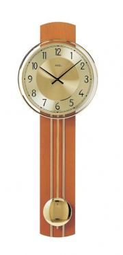 Ceas de perete cu pendul AMS 7115/9