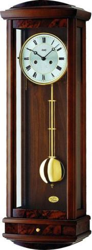 Ceas cu pendula AMS 607/1, 65x24 cm