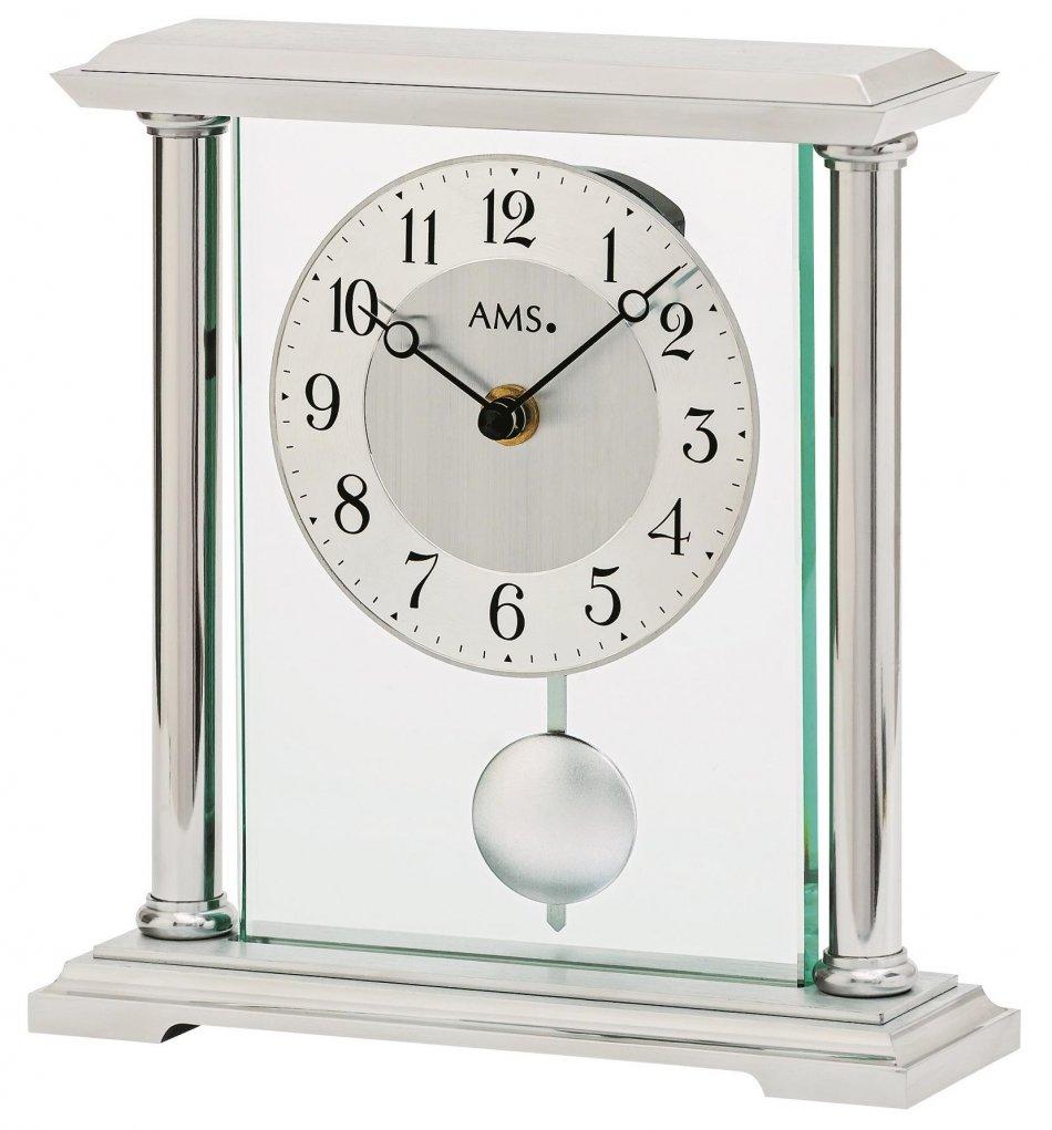 Ceas de birou AMS T1142  22x20 cm