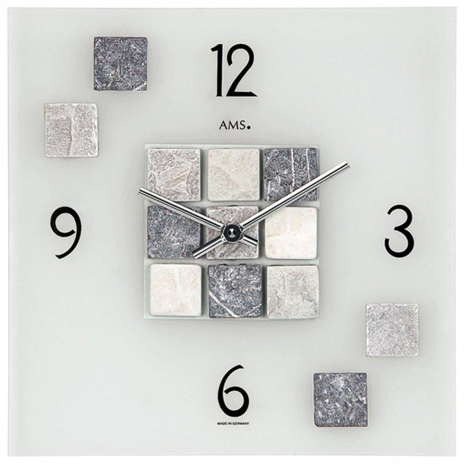 Ceas de perete AMS W9276
