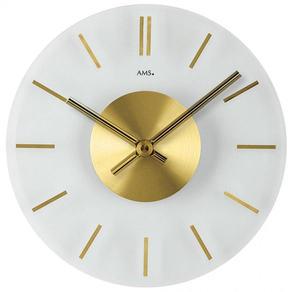 Ceas de perete AMS W9319
