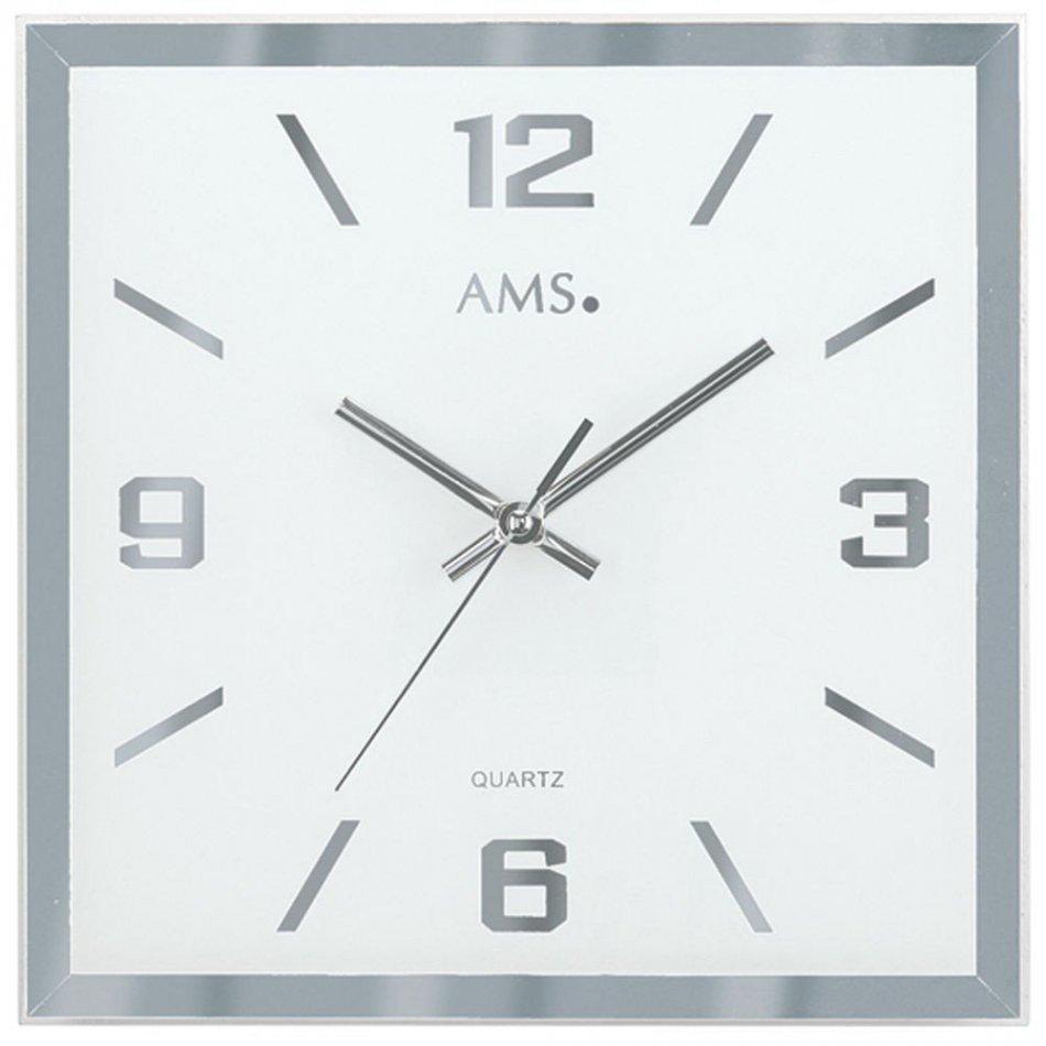 Ceas de perete AMS W9324