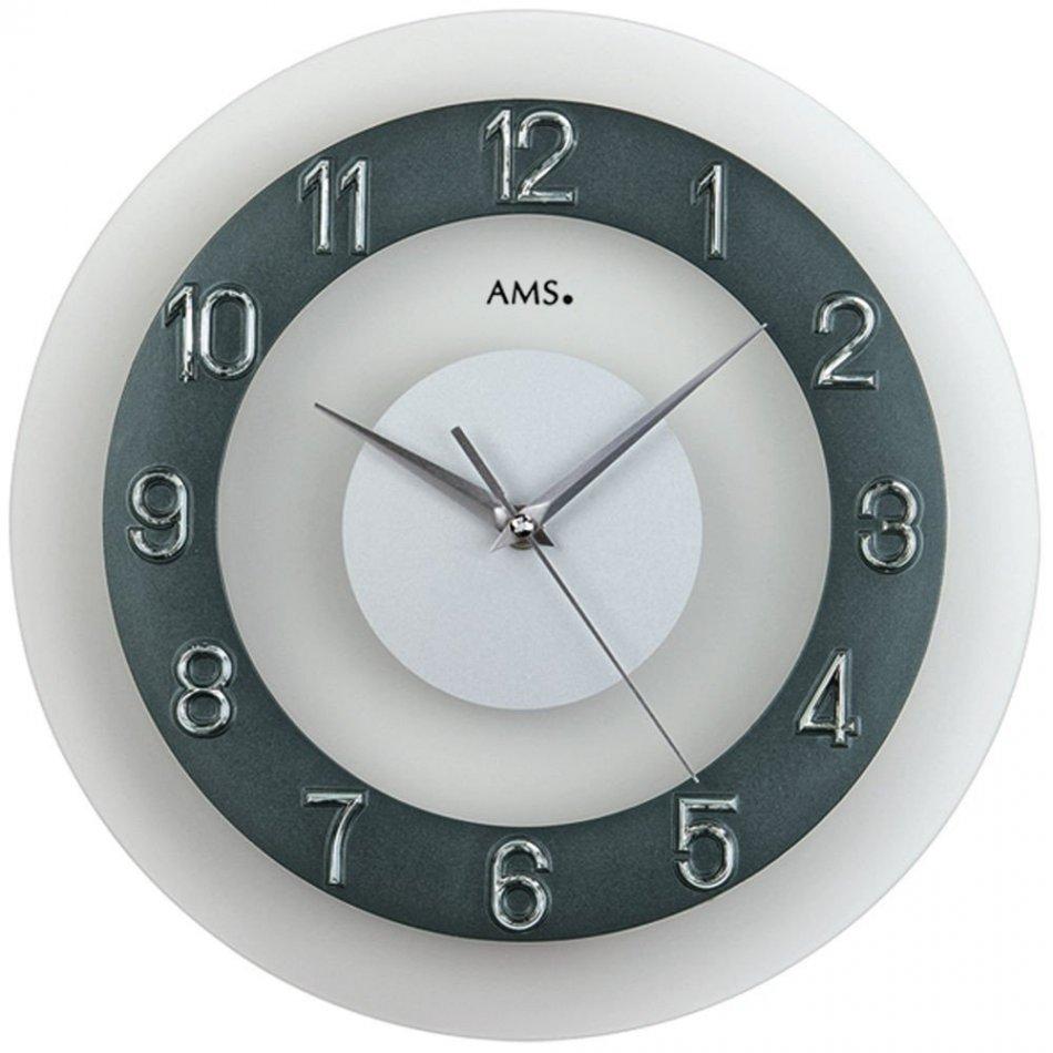Ceas de perete AMS W9355