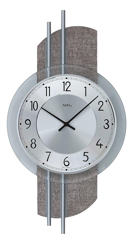 Ceas de perete AMS 9412, 45x23 cm