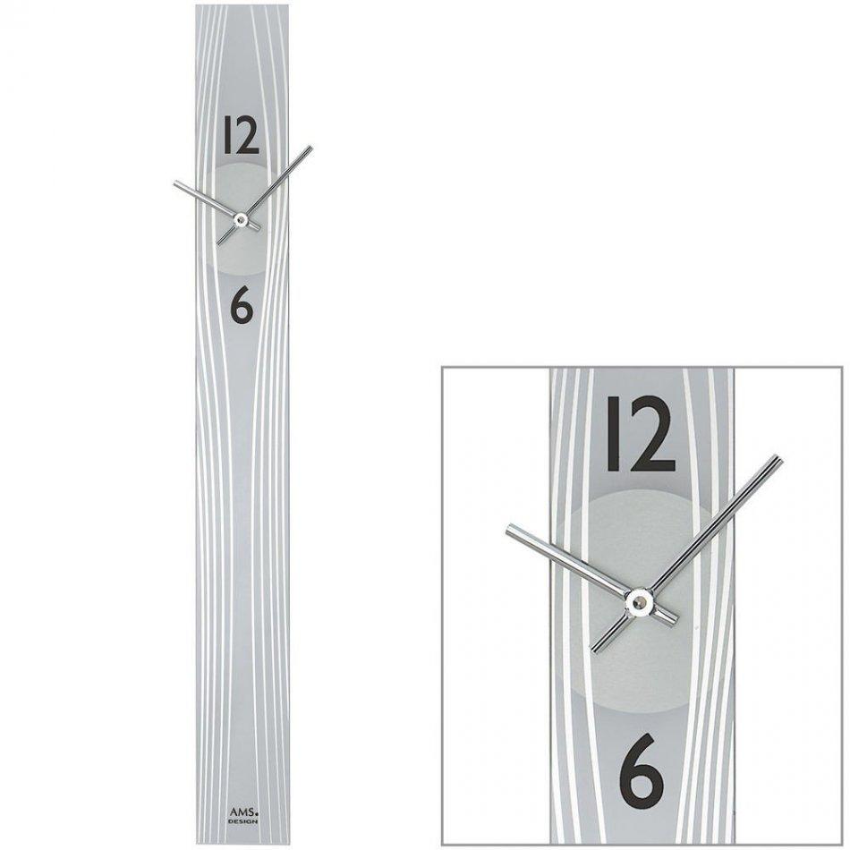 Ceas de perete AMS W9420