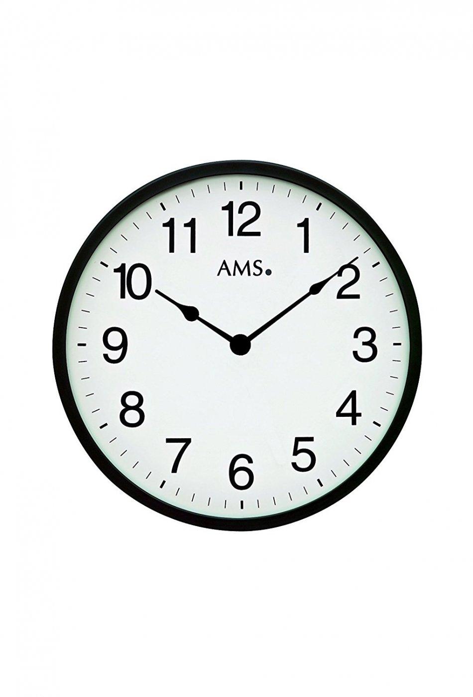 Ceas de perete AMS W9495