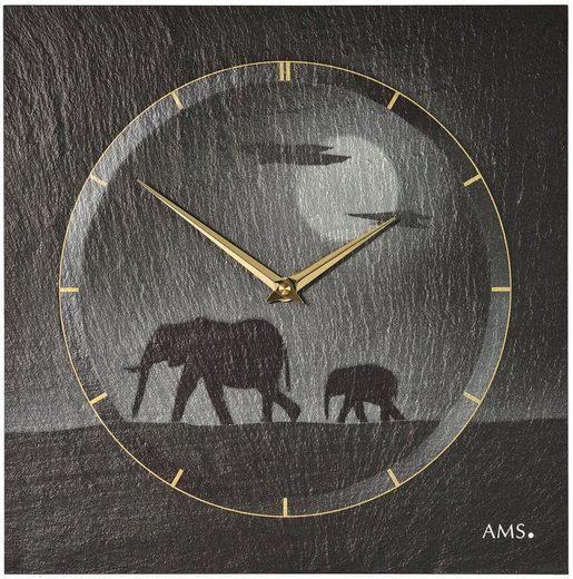Ceas de perete AMS W9524