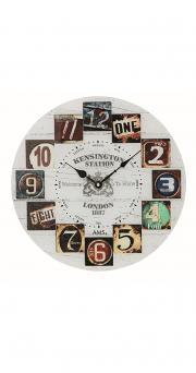 Ceas de perete AMS W9470