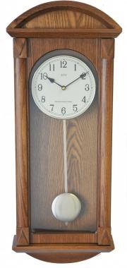 Pendula de perete Adler cu melodie Westminster 7042-2 Stejar 64x25 cm