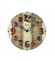 Ceas de perete AMS 9423, 30 cm