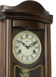 Ceas de perete mecanic Adler 7017-1 Nuc 65x31 cm