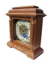 Ceas de birou Adler cu melodie Westminster 7049-2 Stejar