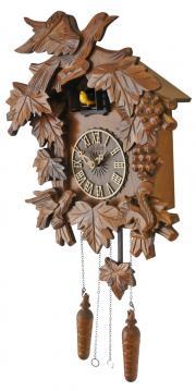 Ceas cu cuc quartz Adler 7409-2 Stejar 44x38 cm