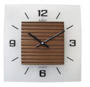 Ceas de perete Adler 5121-2 Stejar