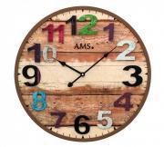 Ceas de perete AMS 9539 -diametru 50 cm