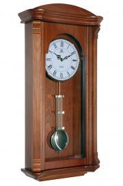 Pendula de perete Merion cu melodie Westminster 6728-0 Stejar 61x30 cm