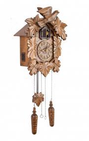 Ceas cu cuc marca Adler 7214-2 Stejar 36x28 cm