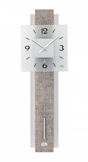 Ceas de perete cu pendula AMS - Radio control W7322