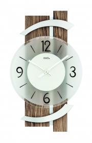 Ceas de perete AMS cu mecanism Junghans 9545