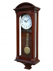 Ceas de perete cu pendul Adler 7128-1 cu melodie Westminster 68x26 cm