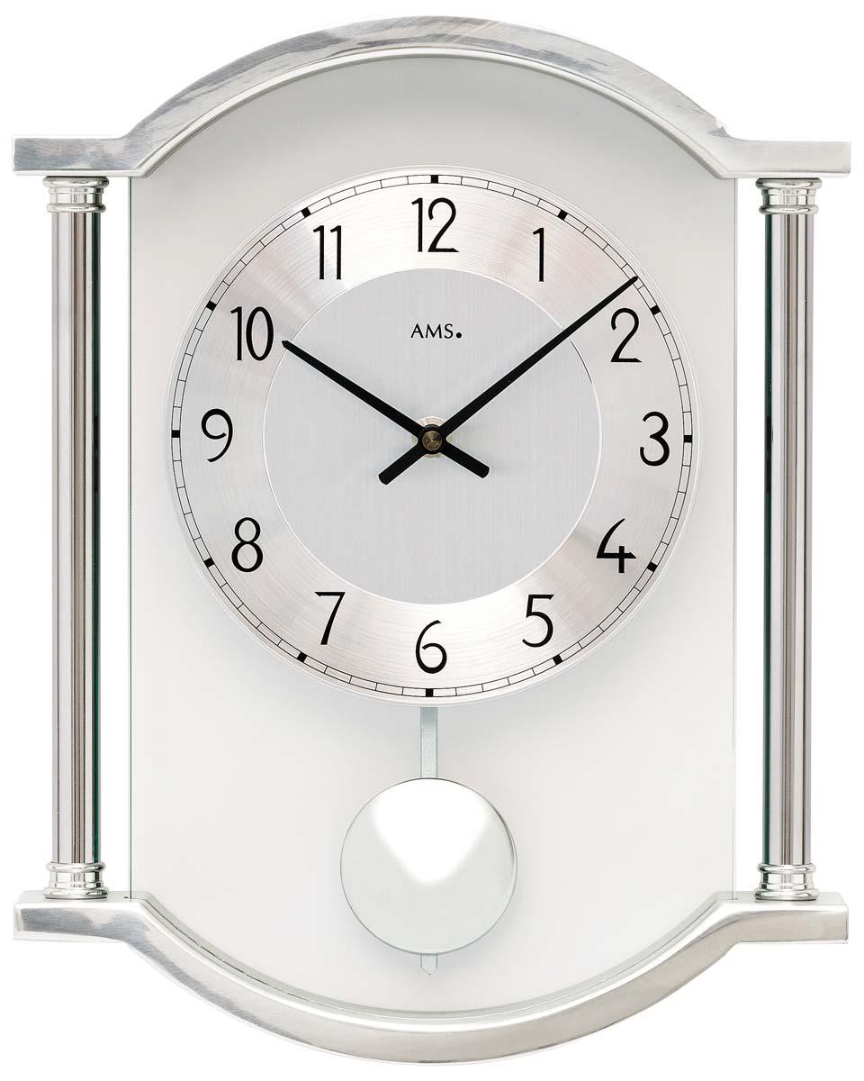 Ceas de perete AMS 7449