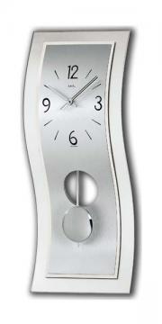 Ceas de perete cu pendula AMS - Radio control W7300