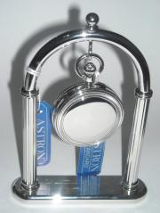 Suport ceas de buzunar argintiu 5094-2