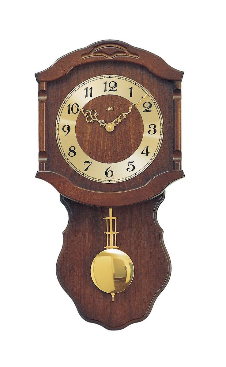 Ceas de perete cu pendul AMS 964/1