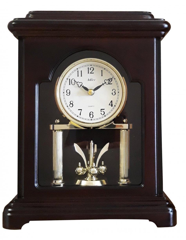 Ceas de birou Adler cu melodie Westminster 7141-1 Nuc