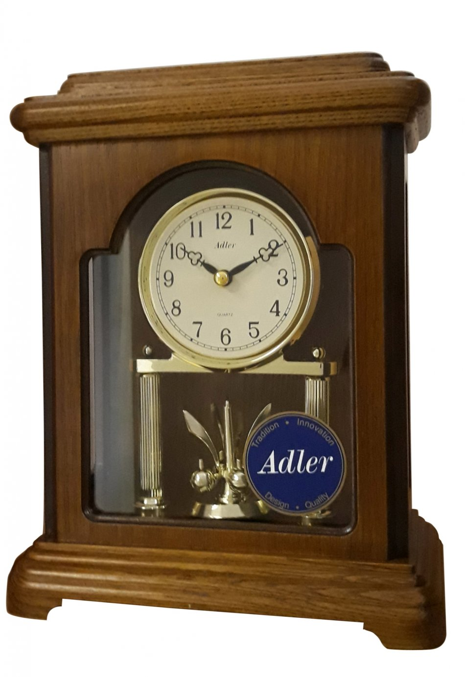 Ceas de birou Adler cu melodie Westminster 7141-2
