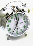 Ceas alarma Adler 3502-1 Argintiu