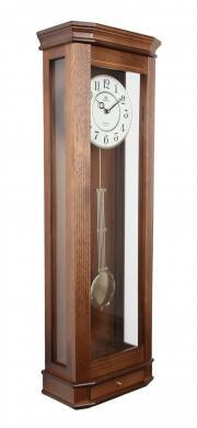 Ceas cu pendul Merion cu melodie Westminster 6704-1 Nuc 89x29 cm