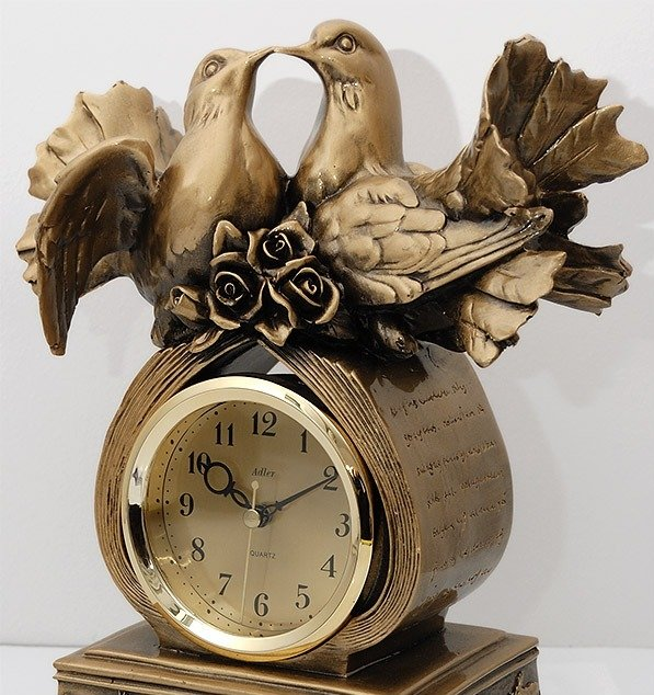 Ceas cu figurina Adler 8104g