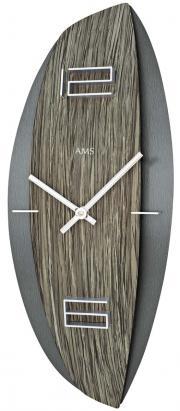 Ceas de perete cu mecanism Junghans AMS 9600