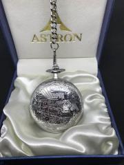 Ceas de buzunar Astron 8504-1 model Tren