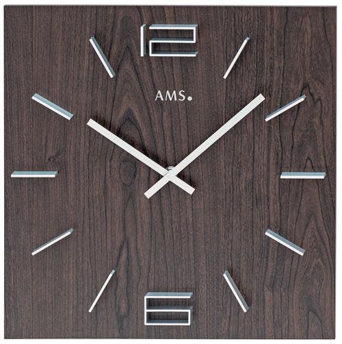 Ceas de perete AMS 9593, 34 cm