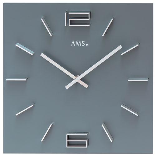 Ceas de perete AMS 9594, 34 cm