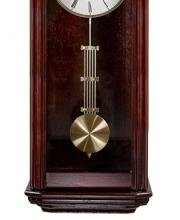Ceas cu pendul din lemn masiv Merion 6707-3